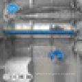 Grue de levage de seau de grippage de modèle de QZ de 20 tonnes avec le seau de griffe de quatre mâchoire de quatre mâchoires pour manipuler le matériel en vrac