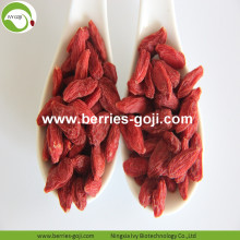 Factory Supply Fruit Red Paket Goji Beeren