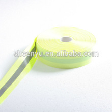 Fluorescent flame retardant tape for the Policeman clothing