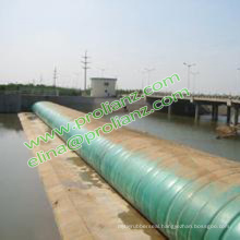 Multi Span Type  Rubber Dam to South Africa