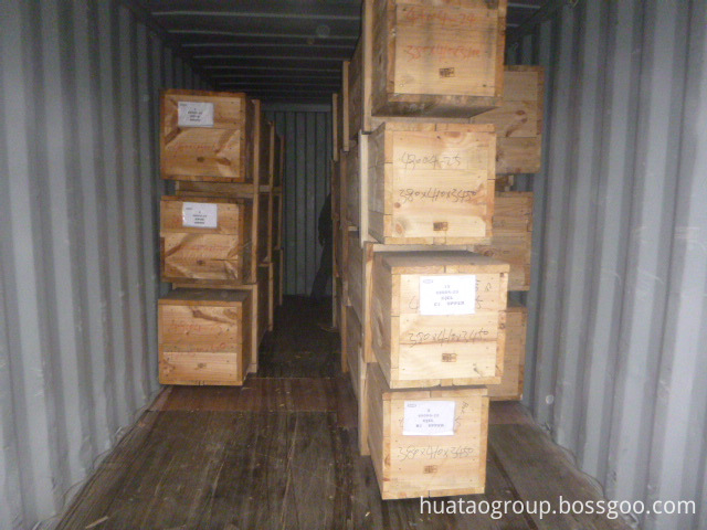 Tungsten Carbide Corrugated Roller Packing