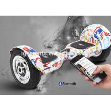 Bluetooth два колеса самобалансировку скутер с баланса по Bluetooth самоката собственной личности балансируя
