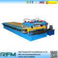 Automatic Glazed tile roof panel roll forming machine