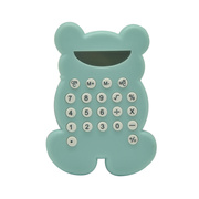 Cute Bear Shape Calculator for Children gift