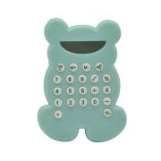 Cute Bear Shape Calculator for Children gift