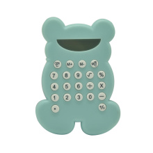 8 Dígitos Cute Animal Shaped Calculator