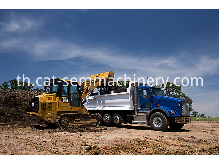 cat 953K crawler loader