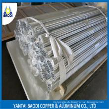 6063 T5 Aluminium Rundrohr / Rohr