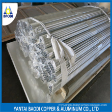Aluminium Round Tube/Pipe 6063 T5 for Mop