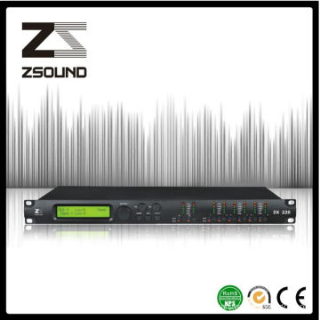 Dx226 Stereo Sound Processor for Audio PA Stage Audio Speaker