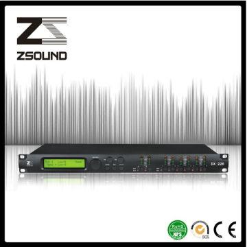 Стерео звуковой Процессор Dx226 на этапе Аудио PA Тональнозвуковой диктор