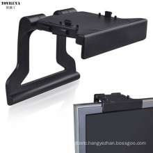 Mini Camera TV Clip Holder for Xbox 360 Kinect Video Games Mounting Stand With Retail Gift Box
