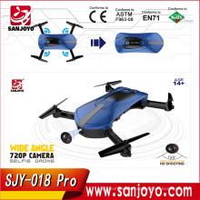 JY018 Pro JY018 Drone Elfie Selfie drone with 720P Wide Angle Wifi FPV camera flight track mode G-sensor JY018 drone