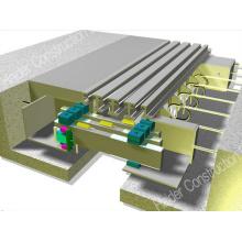 Модульный расширительный шов, соединительный мост