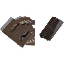 0.5mm de espesor EI Black Silicon Steel Sheet precio