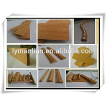 engineered wood flat design interior door window trim