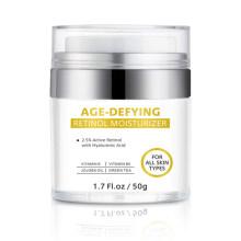 Wholesale Anti Aging Retinol Moisturizer Cream for Women & Men