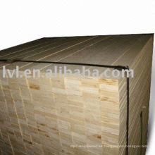 Álamo LVL para lamas y muebles, Disponible en 18 x 55 x 995mm y 18 x 55 x 1,370mm