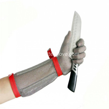 Gants de cotte de protection de bouchers