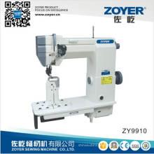 Zy9910 única agulha Post cama Lockstitch máquinas de costura industriais