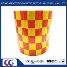 Wholesale Supply PVC Honey Comb Type Reflective Tape to Improve Safety