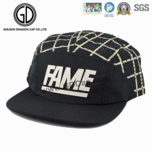 2016 Fashion Hat Polyester Breathable Sports Snapback Camper Cap