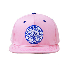3D Embroidery Cartoon Snapback Hat and Cap