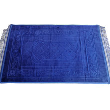 Raschel Material Embossed High Quality Low Price 1kg/PC Hot Sale Prayer Mat