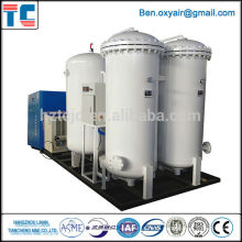 CE Approbation PSA Nitrogen Plant for Chemical Industry