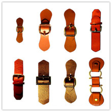 Leather Button for Coat Bag Suticase (HJLP11)