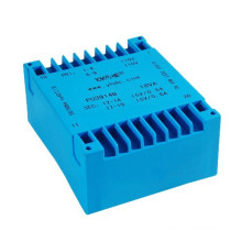 YHDC PU3914B 18VA / double 115V / Double 15V pcb transformer