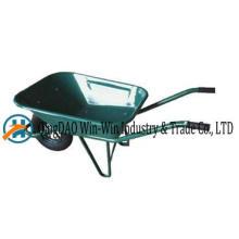 Wheelbarrow Wb6400 PU Rueda de rueda