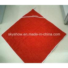 Банное полотенце с пончо с индивидуальным дизайном (SS0361)
