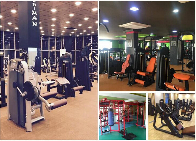 Commercial Strength Training Equipment