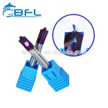 Fraises à arrondir les angles en carbure monobloc pour le traitement du métal dur