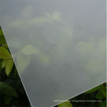 Frosted Translucent Polycarbonate Sheet