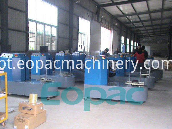 Hot Sale Luggage Wrapping Machine