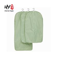 Sacos de vestuário não tecidos personalizados Eco Resuable da limpeza a seco da qualidade