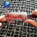 gekräuseltes vibrierendes Maschennetz 65MN-Steinmaschekiesbrecher hakte vibrierende Siebschirmmasche ein