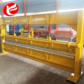 Dobladora de chapa de acero manual hidráulica CNC
