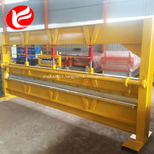 Hydraulic metal plate stainless steel form bending machine