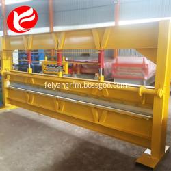 Hydraulic metal plate stainless steel form bending machine
