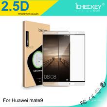 Para huawei mate 9 0.33mm 2.5D cobertura completa protetor de tela de vidro temperado móvel