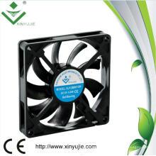 Precio de venta de fábrica de 80 mm 3 alambres Ventilador de 2510 / 3pin CPU 12V DC