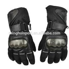 Motocross guantes de ciclismo boxer motocicleta de brazo largo que compite con guantes calientes