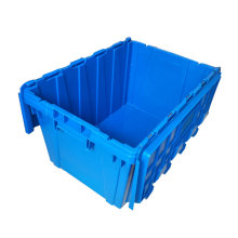 Collapsible Plastic Crate Customized, New Folding Plastic Crate