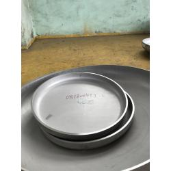 Stainless Steel Flaged Only Dish Head