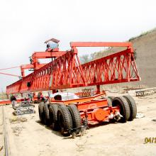 customized 160ton beam launcher bridge erection