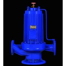 LHP vertical shield pump