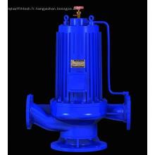Pompe à bouclier vertical LHP